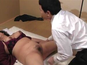 Hot mature Asian babe gets a titty fucking. Naughty Asian babe is a hot mature chick getting her pussy fingered and she is sucking cock on her horny date. She has big tits and he inserts his cock between them for a fast fucking before she climbs on his cock and rides it like a toy in a hot fucking until she orgasms!