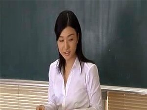 Asian Teacher Rough sex in Class Room