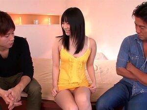 สาวญี่ปุ่น Hina Maeda JAV ที่ยอดเยี่ยมในฉากเซ็กส์หมู่ญี่ปุ่น