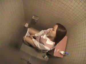 Hottest Japanese chick in Crazy Fingering, Secretary JAV movie