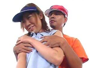 Sakurano Uncensored Hardcore Video with Creampie, Dildos/Toys scenes
