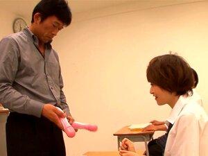ภาษาญี่ปุ่นที่ดีที่สุดรุ่น Akina ริฮะระใน JAV บ้าแอบวัยรุ่นวิดีโอ