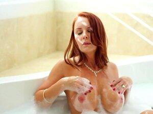 HD - PureMature อาบน้ำสวยรับ creampie ฉ่ำ