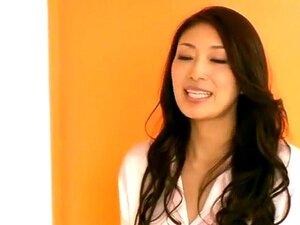 Exotic Japanese chick Reiko Kobayakawa in Incredible Ass JAV movie