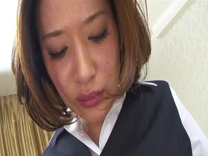 Emi Orihara sexy teacher gets creamed pussy. Emi Orihara is probably teh finest looking hot milf that I have seen in a long time and here you will be seeing her looking so damn fine in her office suit as a sexy teacher. Watch this fine looking babe here in some really hot ass licking action where yo
