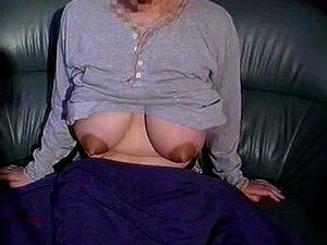 สาวนมใหญ่ของแม่ต้องบรรเทา 12
