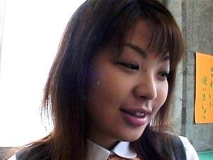 Haruki Morikawa has hairy pussy rubbed with panty and sucks