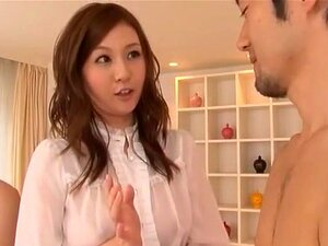 Horny Japanese girl Yui Tatsumi in Crazy Squirting, Fingering JAV clip,
