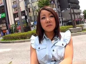 Cock Too Big, A little spinner girl with big natural breasts that look like they are trying to bust out of her bra. Dad was short, but mom had big boobs, so what you get is an unusual DNA combination. Starring Riona Kamijo.