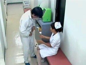 อร่อยพยาบาลดาราใน spy cam แพทย์พยาบาลวิดีโอ อาหารญี่ปุ่นได้รับหีเธอทุบหนักทางเดินโรงพยาบาล และมันทั้งหมดติดอยู่ในกล้องสอดแนมนี้ญี่ปุ่นไม่ยอมใครง่าย ๆ เพศ เธอน่าจะชอบมันสวยมาก
