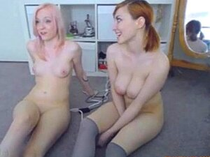 2 Hot Lesbians Masturbate with Hitachi for a Big Orgasm   -