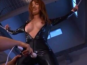 Tsubasa Amami hot milf enjoys hard pounding and cum. Tsubasa Amami hot and horny milf is getting her pussy ravaged by this young stud that she has with her. She is aroused by his hard cock and inserts it for a blowjob and a load of cum. When she is done he is fucking her with a toy getting her ready for a hard porn style pounding!