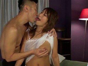 Yume Mizuki screams and shakes tits during harsh - More at javhd net