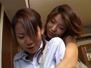 ญี่ปุ่นเลสเบี้ยนลิ้นจูบ (ร้อน)