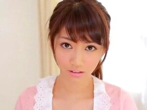 Incredible Japanese model Nozomi Aso in Crazy Facial, POV JAV movie