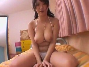 Best Japanese chick Mai Nadasaka in Exotic Big Tits, BDSM JAV clip
