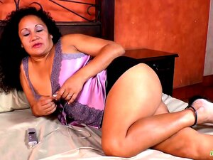 LatinChili Chubby Mature Naked Tits And Pussy, Horny latin matures are playing alone with their reproductive organs Find this video on our network Oldnanny.com