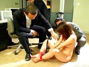 Yumi ทาเคดะเป็น A ทาสสาวเอเชียพร part3