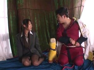Can We Do In Your Room?, Sure, please come to my room and do me. In this video, Ellis Nakayama follows any guy back to their homes from the street and whether it's a crazy man, or an old man, she obliges and goes and have sex with them back in their homes.