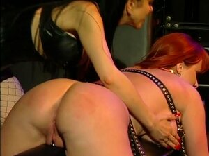 Nina Hartley's Private Sessions 17 - Scene 4 - Bizarre