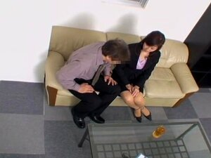 69 fun and spy cam Asian hardcore fuck for a sweet Jap, Adorable Japanese secretary gets in some kinky 69 position fun and after that her hairy beaver gets stuffed with dick in this kinky spy cam Asian hardcore video and it looks more than nice.