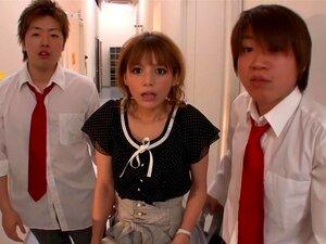 Tina Yuzuki ในแฟนของฉันเป็นครู 2.1