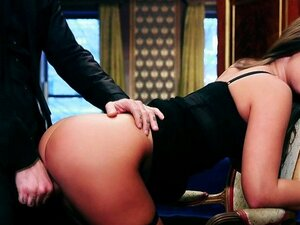 Glam euro babe throats. Glam euro babe throats after getting fucked doggystyle in hd