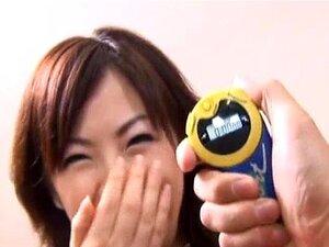 Ran Monbu Japanese model gives sexual part5