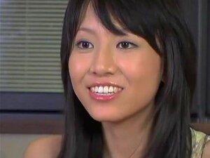ญี่ปุ่นทึ่งรุ่นฉะนั้นโมริโน่ในวิดีโอ JAV นมเล็กตื่นตาตื่นใจ