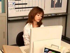 สาวญี่ปุ่นในที่สุด เครื่องราง วิดีโอ Threesome JAV