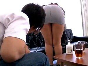 Crazy Japanese whore Nao Nazuki in Amazing Wife, Masturbation/Onanii JAV clip
