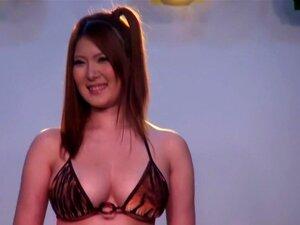 Hottest Japanese girl Momoka Nishina in Exotic big tits, live shows JAV clip,