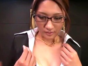 Amazing Japanese slut Rina Fujimoto in Exotic Stockings/Pansuto, Masturbation/Onanii JAV movie