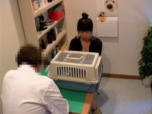 Sweet Jap nailed hard in medical fetish spy cam video, Sweet and horny Japanese babe gets crammed pretty hard by her doc in this medical fetish video and it gets all caught on a hidden camera. She is more than awesome while getting dicked.