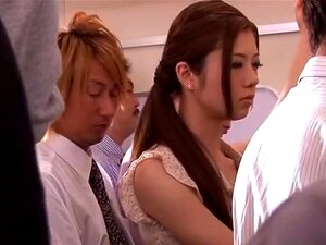 รัก Aizawa Molester รถไฟพยาบาล