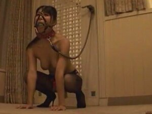 Crazy Japanese chick Azumi Harusaki in Hottest Hardcore, BDSM JAV clip