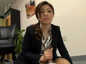 Exotic Japanese girl Ai Haneda in Best Foot Fetish, Office JAV scene,