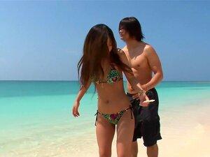 วัยรุ่นญี่ปุ่น Yui Nanase ในสุด JAV uncensored ฉากกลางแจ้ง