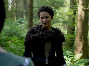 Laura Donnelly เปลือย - Outlander S01E14
