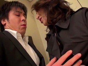 มัตสึโมโตะมาริน่าใน JAV เขา ผู้หญิงหากินแปลกญี่ปุ่นคลิปชุดชั้นในญี่ปุ่น