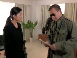 ประธานนางปูเป็นกับดักที่ร่วง... คนฝูงเพื่อแม่ม่ายของอวัยวะเพศชายไว้ทุกข์หลาก... พวกเขาขนยาว Kitagawa, Mio