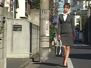 Fabulous Japanese whore Yuho Mizushima in Incredible Couple, Cunnilingus JAV movie