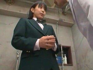 ไม่น่าเชื่อสาวญี่ปุ่น Nana Nanaumi ในเครื่องรางที่ดีที่สุด ภาพยนตร์วัยรุ่น JAV