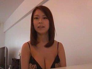 Exotic Japanese girl Ria Sakuragi in Amazing JAV scene