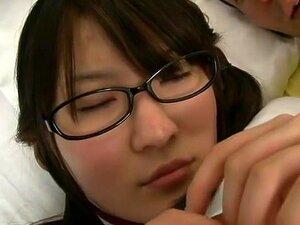 Hottest Japanese whore Momoka Nishina in Crazy Doggy Style, POV JAV video
