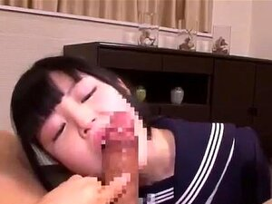 Jav Idol Bound In Uniform Gets Face Fuck Cock Gagging Bukkake