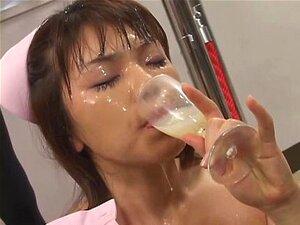 DRINKERS SEMEN Hitomi Ichikawa