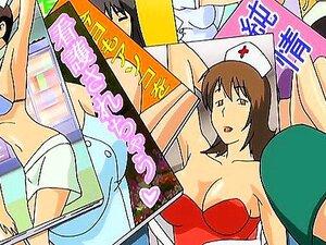 Hentai babe sucks and gets fucked