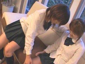 Seira kinomoto และยูริ shiina part3 ร้อน