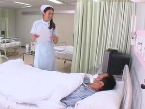 Semen Examination 3, A studio which produces sometimes oddball Japanese pornography. In this one, it's a semen examination clinic, and the nurses' sole job is to try to get semen samples with every possible method, which off course requires some intense sexual stimulation. This is a large file download starring: Nozomi Hara, Reo Sainoji and amateurs.
